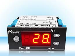 Đồng hồ đo nhiệt độ ewelly