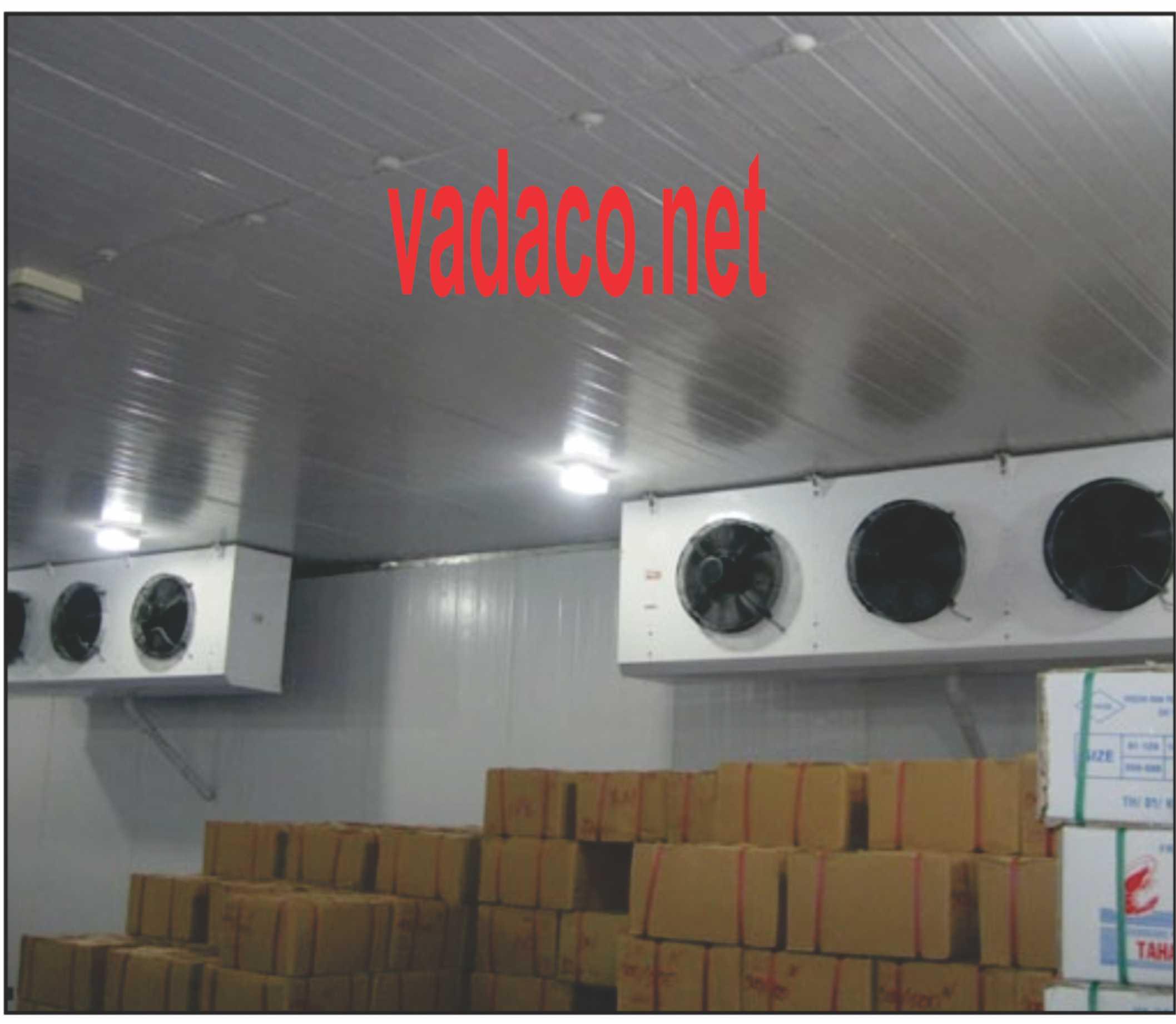 Kho lạnh lưu trữ thuốc thủy sản